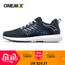 ONEMIX Brand Summer Unisex Running Shoes Antislip Breathable Women's Retro Sport Sneakers Travelling Shoes For Men Size EU36-45(China)