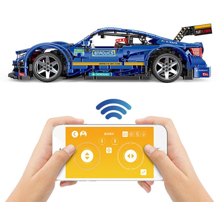 Neue MOC 4X4 Fahr APP RC Racing Auto Fahrzeug Fit Legoings Technik Motor Power Up Funktion Bausteine ziegel Spielzeug Kind Geschenk-in Sperren aus Spielzeug und Hobbys bei  Gruppe 3