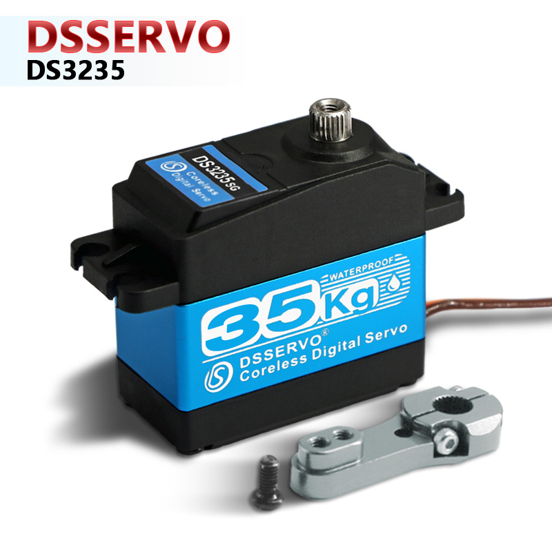 DSSERVO DS3235 180° 35kg coreless
