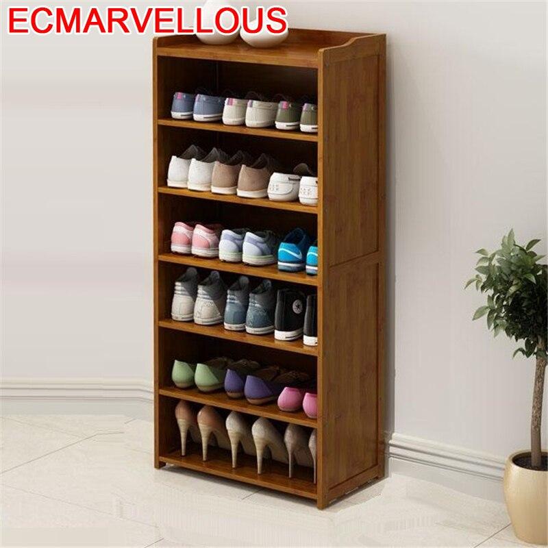 Para Casa Organizador De Zapato font b Closet b font Range Mueble Zapatero Gabinete Furniture Meuble