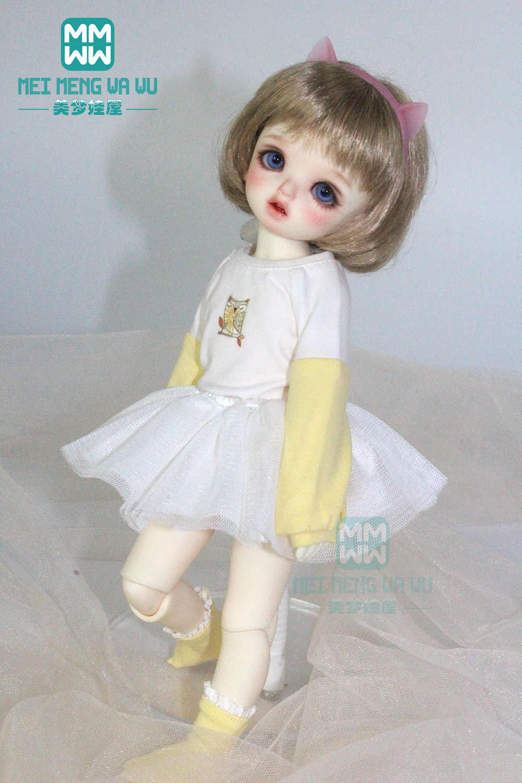BJD בובות אביזרי בגדי בובות מתאים 27 cm-30 cm 1/6 YOSD MYOU bjd בובות אופנה לובש מגשרים, חוט חצאית, גרביים
