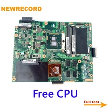 Laptop Motherboard Main-Board ASUS GPU HM55 NEWRECORD for K52jt/K52jr/A52j/.. REV 512M