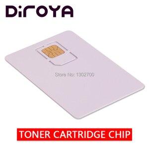 56123401 тонер-картридж чип для OKI data MB260 MB280 MB290 OKIdata MB 260 280 290 B260 принтер Заправка порошка сброс настроек счетчик 3K