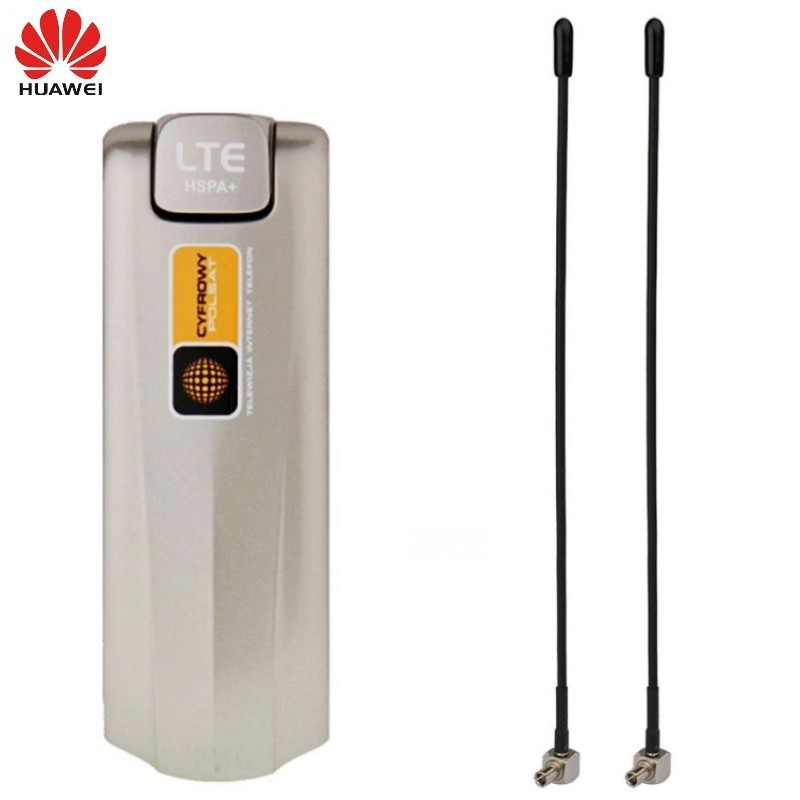 Wholesale Price Original For Huawei E398u-1 with antenna 4G LTE USB Wireless Router