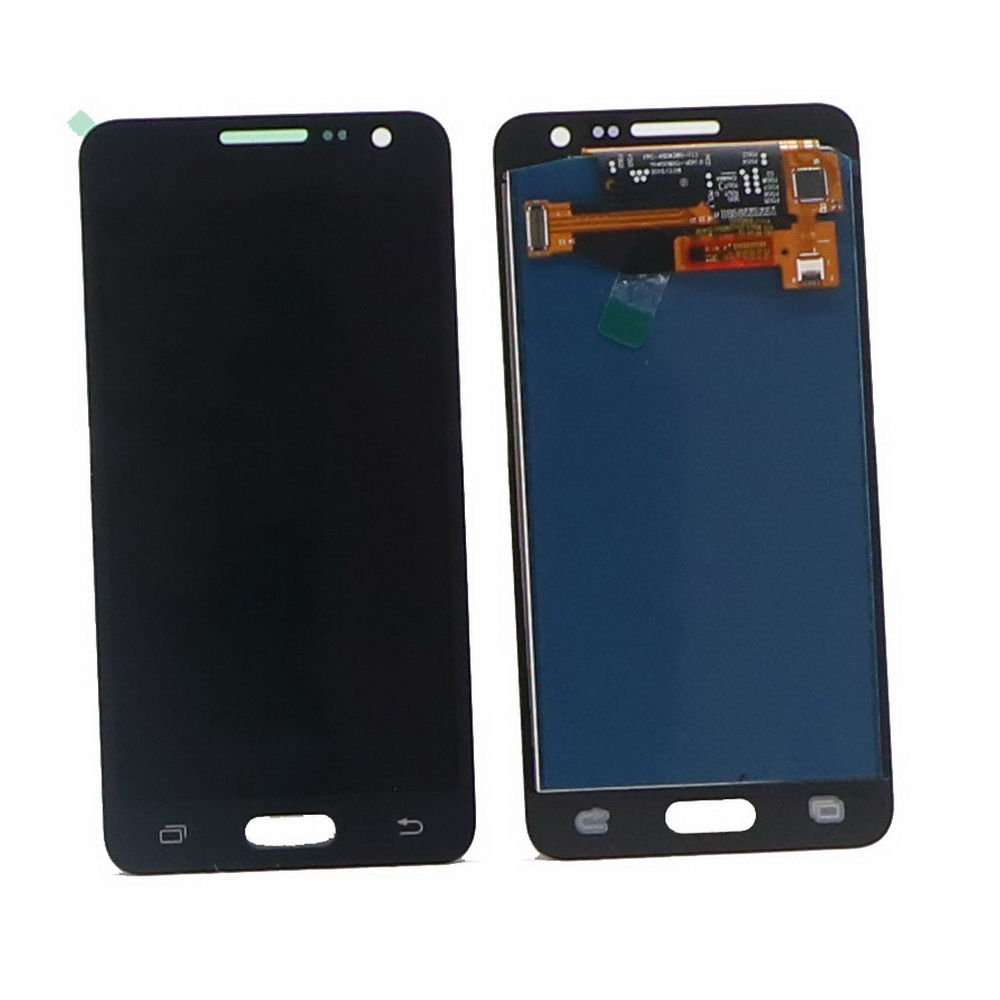 100% Tested For <font><b>Samsung</b></font> Galaxy A3 2015 <font><b>A300</b></font> A3000 A300F A300M <font><b>LCD</b></font> Display Touch Screen Digitizer Replacement+adjust brightness image
