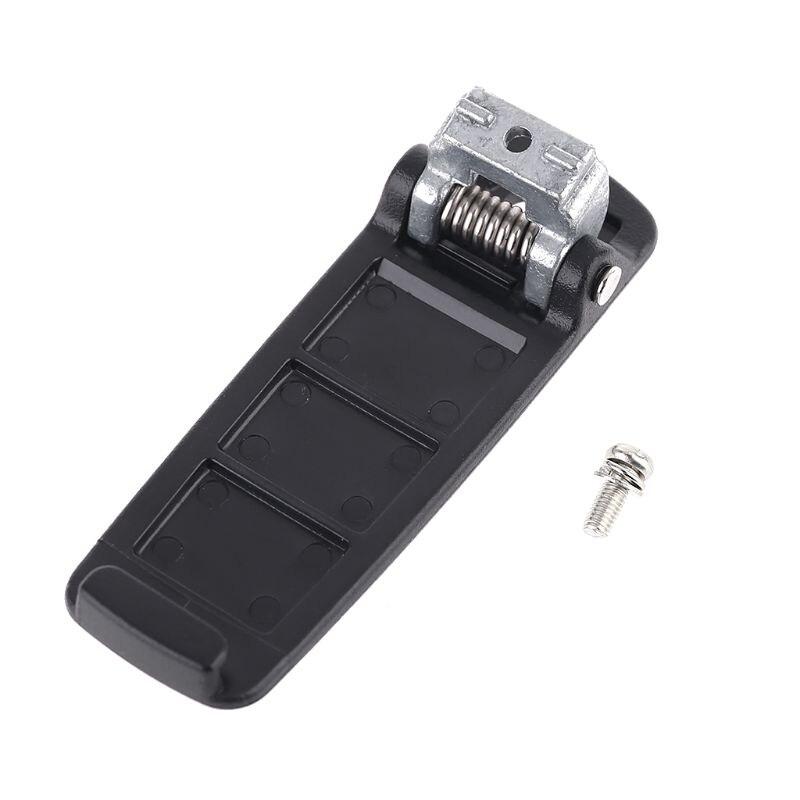 1PC/4PCS Walkie Talkie Belt Clip For Vertex VX-231 VX-351 VX-354 VX231 Radio Kit X6HB