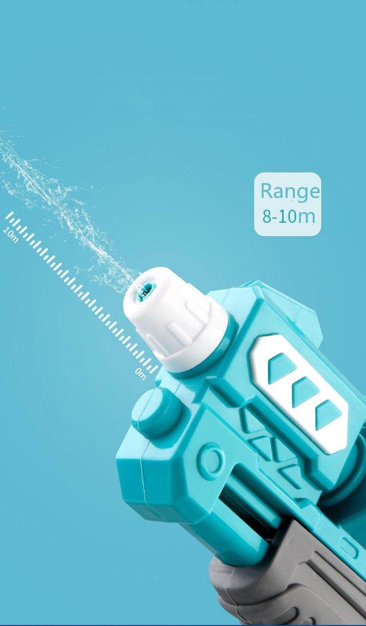 Brinquedos montessori, armas de água de tamanho