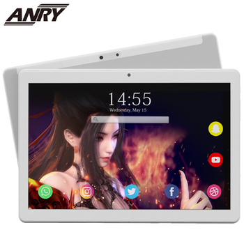 ANRY RS10 10 inch Tablets Android 16GB ROM Dual SIM Tablet PC 1280*800 WIFI OTG GPS Bluetooth Phone 3G Phone Call Tablet