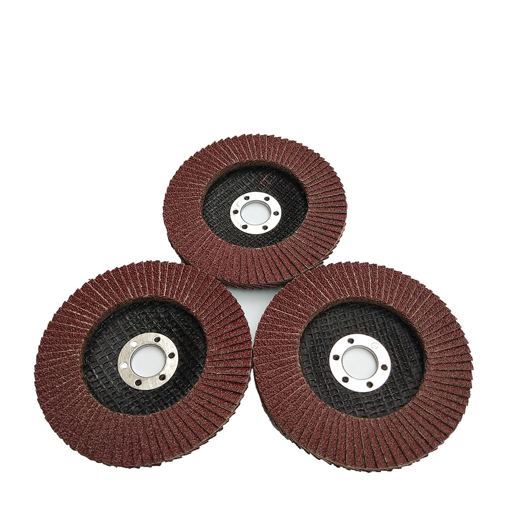 New 10 PSC 100mm Grinding Wheels Flap Discs 40-320 Grit Angle Grinder Abrasive Tool Polishing Sanding Grinding Wheel