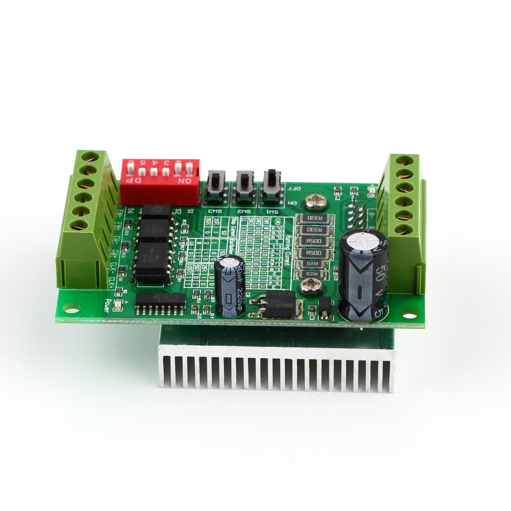 TB6560 Cnc Router Solo 1 Ejes Controlador de motor paso a paso controlador 3A