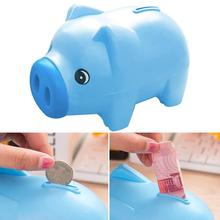 Piggy Bank Counter Coin Electronic Digital LCD Counting Coin Money Saving Box Jar Coins Storage Box For USD EURO GBP Money цена