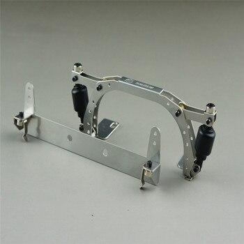 Modelo de bloqueo de cabina de cabeza de alta calidad de parte de pista RC para 1/14 Tamiya Mercedes para accesorios de modelo de coche Benz