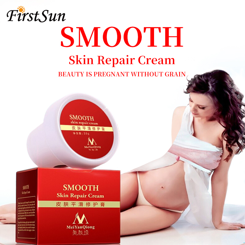 Maternity Skin Repair Body Cream For Stretch Marks Scar Removal Remove Scar Care Postpartum Pregnancy Serum Smooth Skin Creams