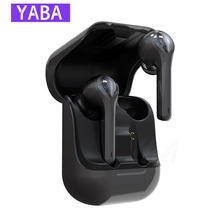 YABA G9MINI Bluetooth Earphone  TWS True Wireless Earbuds HIFI Dual Stereo Music Sports Earphones with Mic for iphone Android
