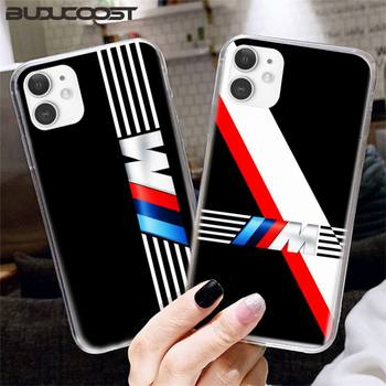 Top Car BMW Phone Case For Iphone 11 Pro 11 Pro Max X XR XS Max 7 8 6 6S Plus 5 5S SE 2020 Case image