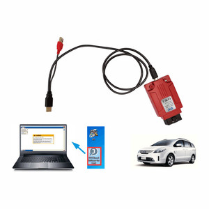 Image 4 - SVCI J2534 FVDI J2534 OBD2 Diagnostic Tool Support Online Programming and Diagnosis Cars Replace VCM2 Scanner DHL FREE SHIPPING
