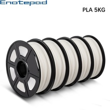 5/10rolls Filament 3d-Printer PLA Samples Non-Toxic-Material for Industrial-Design Eco-Friendly