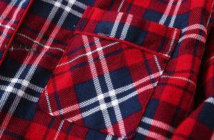 Image 3 - Plus Size Flanellen Nachthemd Vrouwen Nachtkleding Plus Size Nachtkleding Lange Mouw 100% Katoen Mest dame Huishouden Kleding
