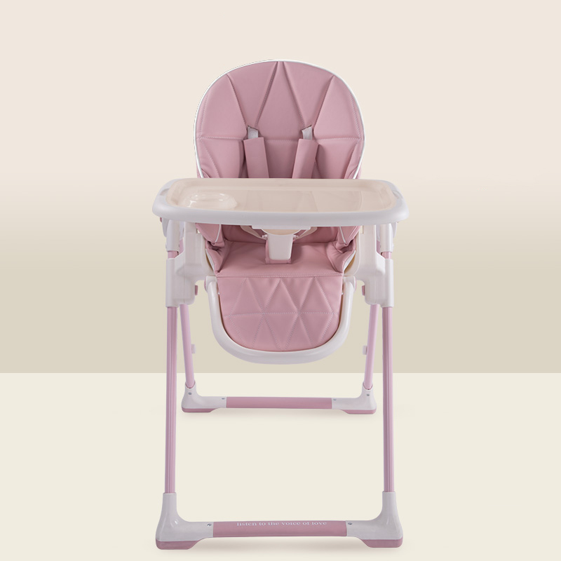 Baby Feeding High Chair Multi-Function Portable Folding Seat Kids Table Food Grade Plate 0-6 Years Old Children