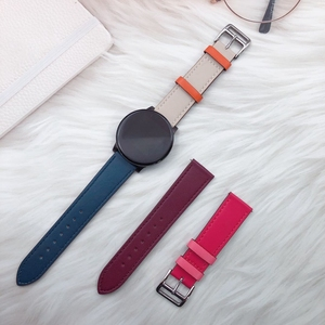 Strap For Samsung Gear sport S2 S3 Classic Frontier galaxy active watch 42 46mm Band 20mm 22 huami amazfit Bip gtr huawei gt 2