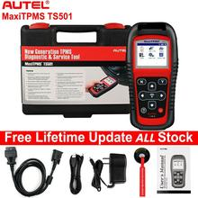 Autel MaxiTPMS TS501 TPMS לקרוא צמיג לחץ חיישן קוד קורא הפעלת כלי