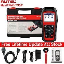 Autel maxitpms ts501 tpms ler ferramenta de ativação do leitor de código sensor de pressão dos pneus
