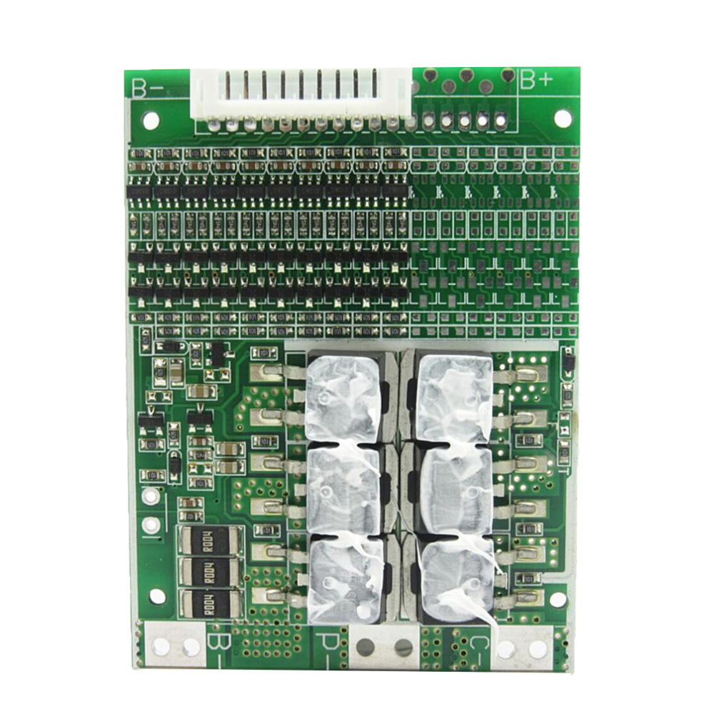 <font><b>BMS</b></font> <font><b>10S</b></font> 20A <font><b>35A</b></font> 18650 lto Lithium Battery Protection Equalizer Board 36V <font><b>10S</b></font> <font><b>BMS</b></font> Balance Function Lipo Li-ion balancer Module image