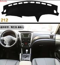 цена на Car dashboard Avoid light pad Instrument platform desk cover Mats Carpets Auto accessories car styling for subaru Forest