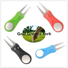Buy HobbyLane Mini Outdoor New Aluminum Handle Stainless Steel Spring Golf Greens Fork Repair Tool Golf Grass Repair Tool Hot Sale directly from merchant!