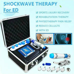 Health-Care Treatment Shock-Wave Activation Effective Body Elbow-Removal Golfer's Extracorporeal