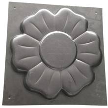 DIY Cement Pavement Mold Floor Tile Pavement Mold Flower Mold Stepping Stone Mold Reusable Cement Stone Garden Road Tool