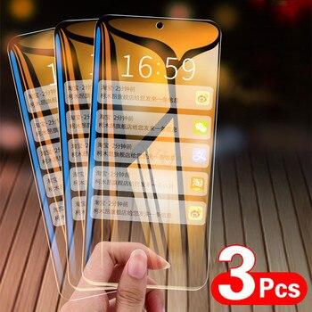 Перейти на Алиэкспресс и купить Закаленное стекло для защиты экрана samsung Galaxy A70 A51 A71, Защитное стекло для samsung A50 A10 A30 A40 A80 A90 A60, пленка