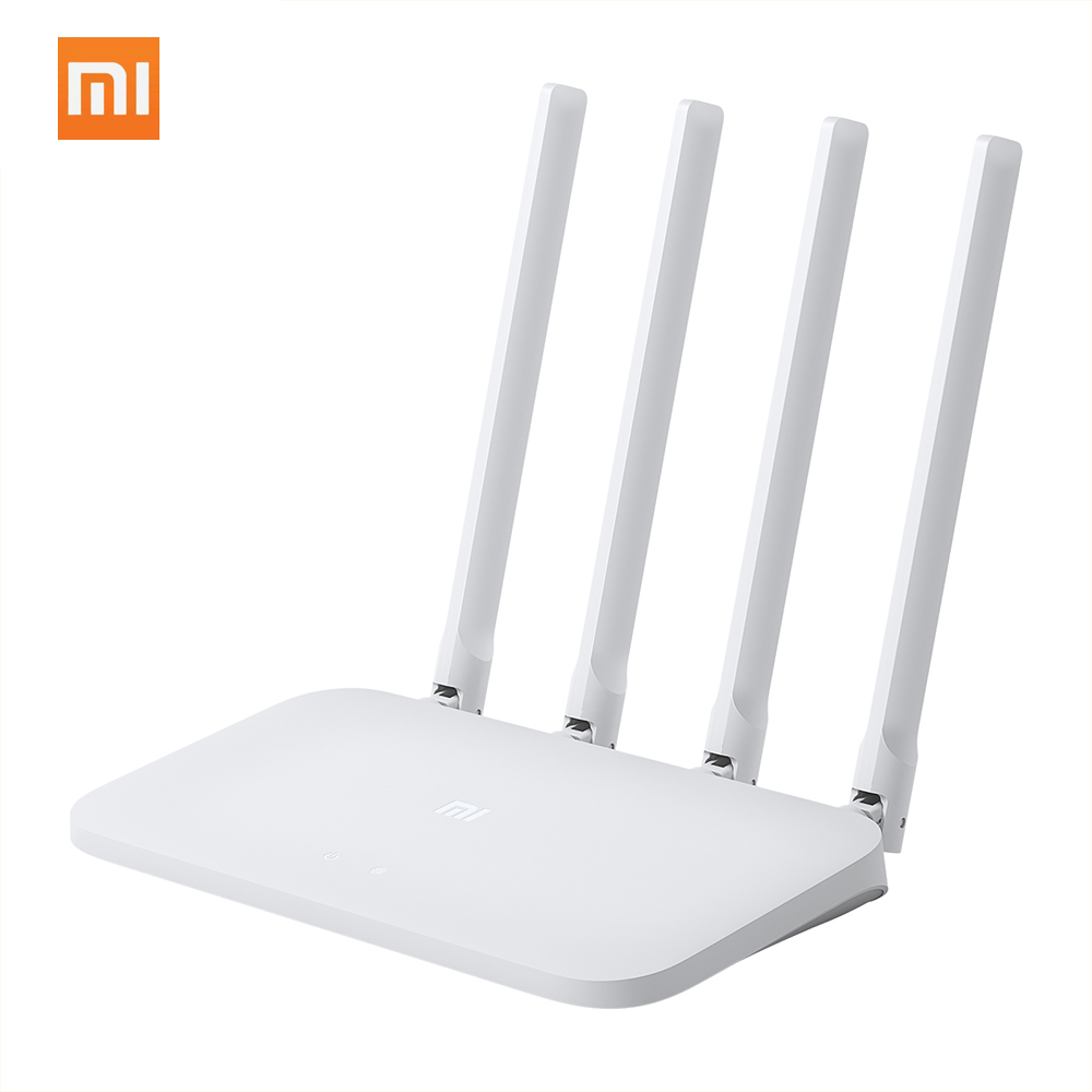 Xiaomi Router Internet Smart-Control Coverage High-Speed Wireless Wifi with 4-High-Gain