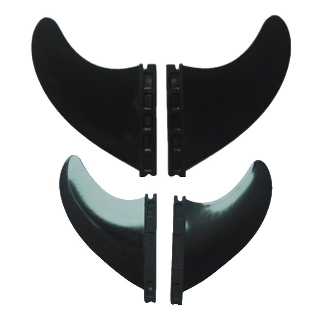 Placas de Surf Pces Universal Macio Superior Prancha Fin Única Substituição Standup Paddleboards Acessórios 4
