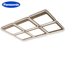 Panasonic Modern LED Ceiling Light Remote Control Ceiling Lamp for Living Room Dining Bedroom Luminarias Para Teto for Home
