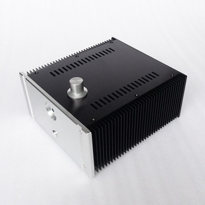 amplifier aluminum case