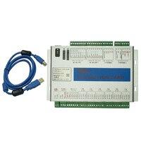 6 Axis MACH3 USB motion control card CNC Standard Board MK3 MK4 MK6