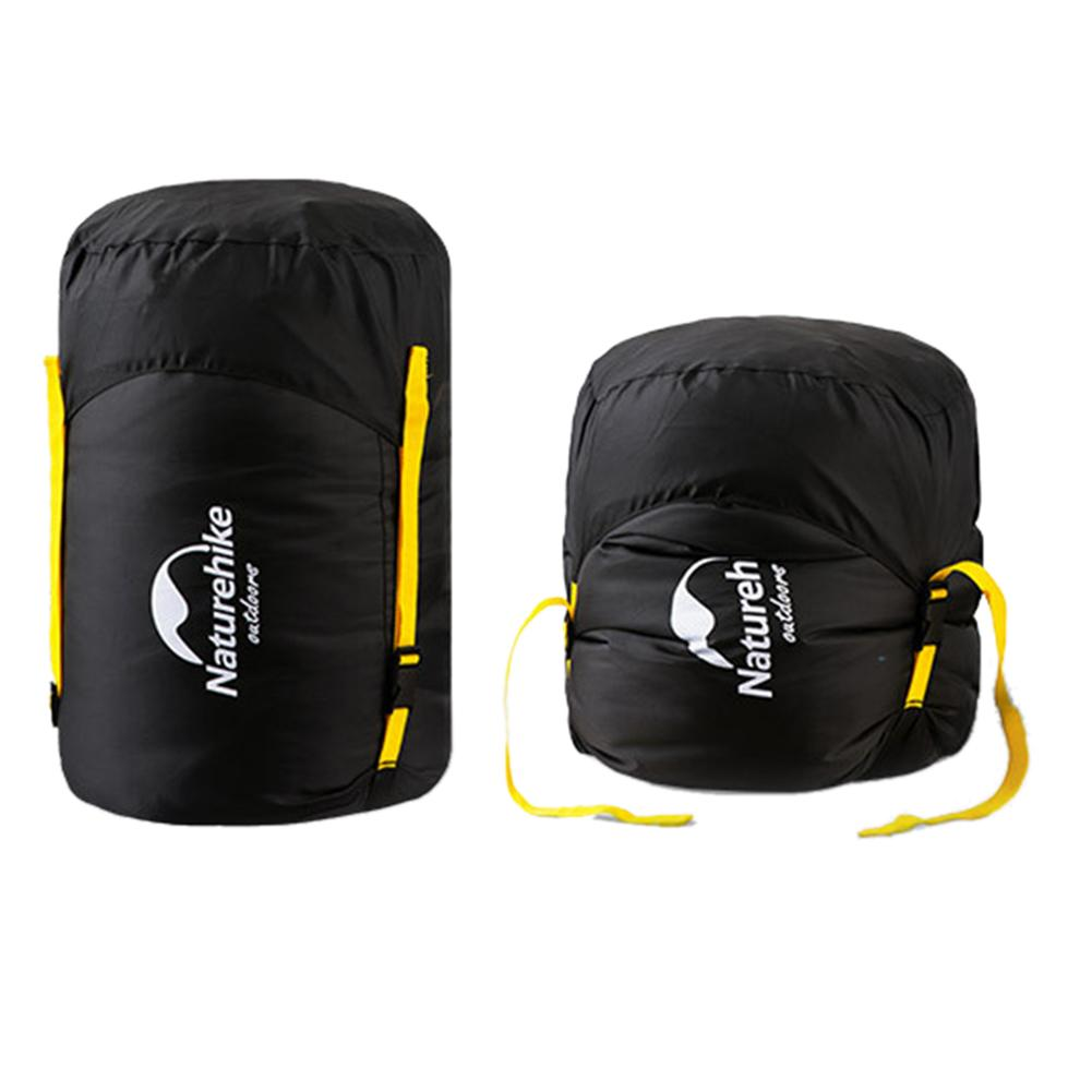 Compression Sack Outdoor Hiking Ultralight Camp Sleeping Bag Cover Pouch Clothing Stuff Drawstring Closure Outdoor Camp Gadget