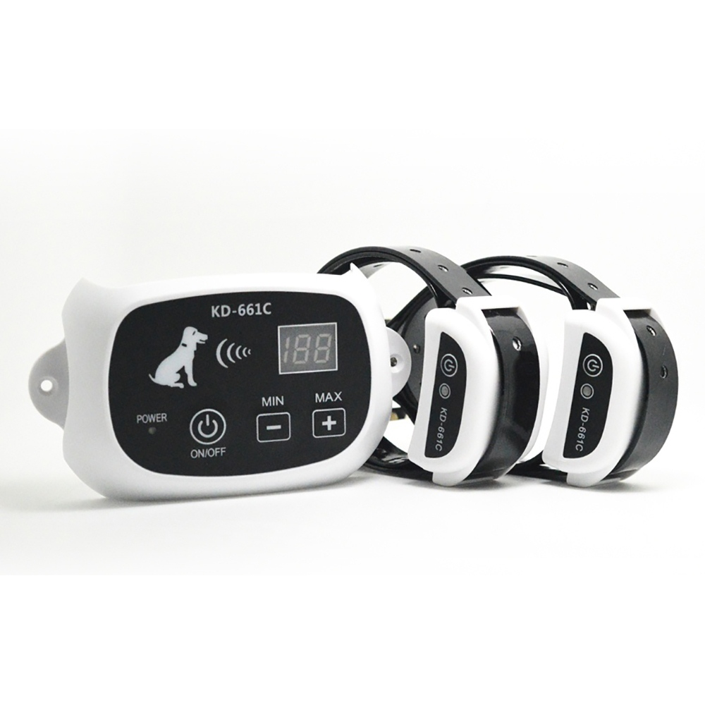 Rechargeable_Wireless_Pet_Fence_KD661C_White_01