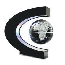 Шар с магнитной левитацией шар плавающей картой мира классная