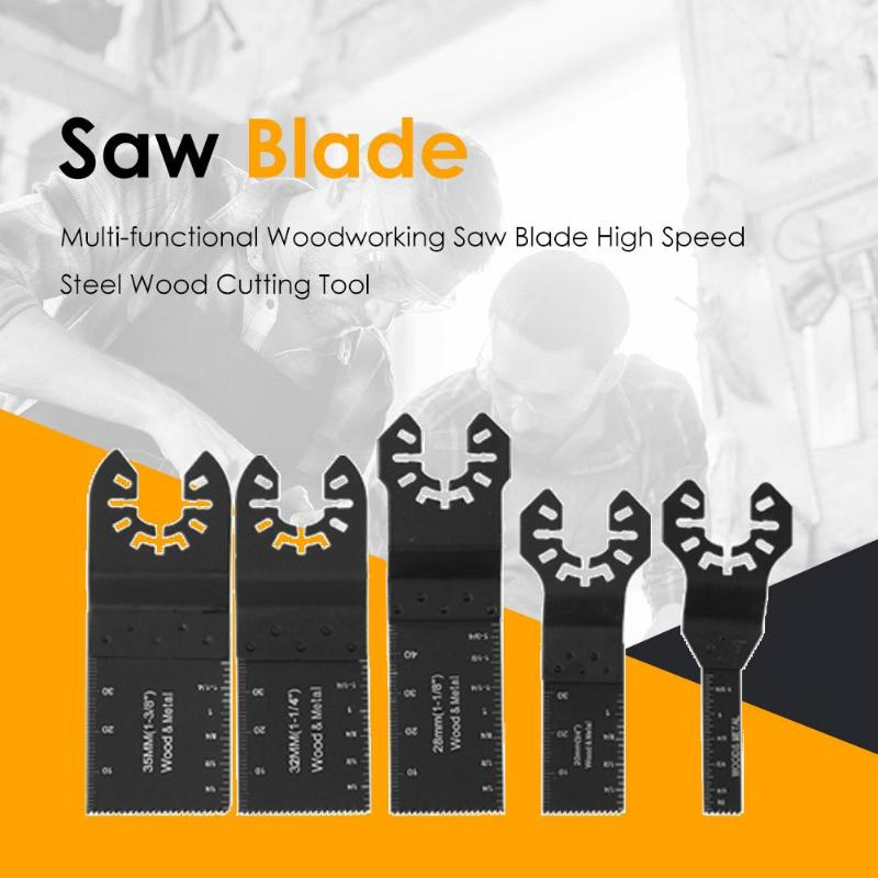 Multi-functional Woodworking Saw Blade High Speed Steel Wood Cutting Toolfor Metal Wood Cutting Renovator Power Tools