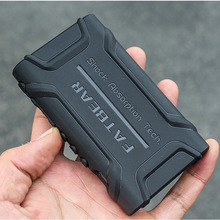 Funda protectora de silicona anticaídas para Sony Walkman NW A55HN A56HN, A57HN, A50, A55, A56, A57, funda deportiva de TPU suave, color negro mate