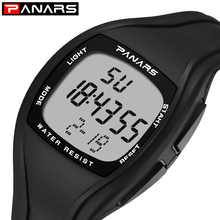 PANARS Men Fashion Outdoor Watches Sport Watch Alarm Clock C
