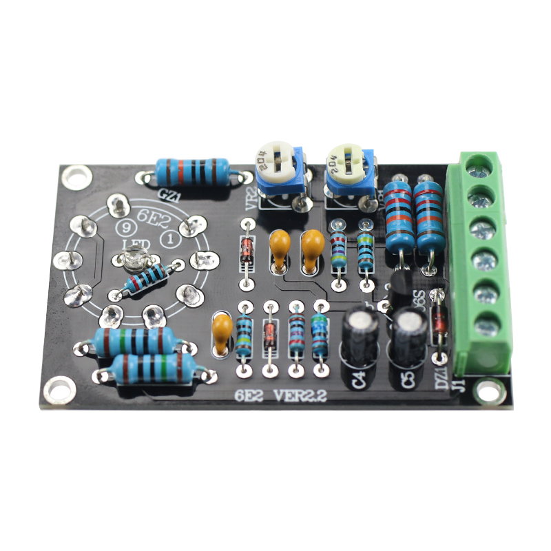 VU Meter With EM84 /& Base included Magic Eye Audio visualizer driver board
