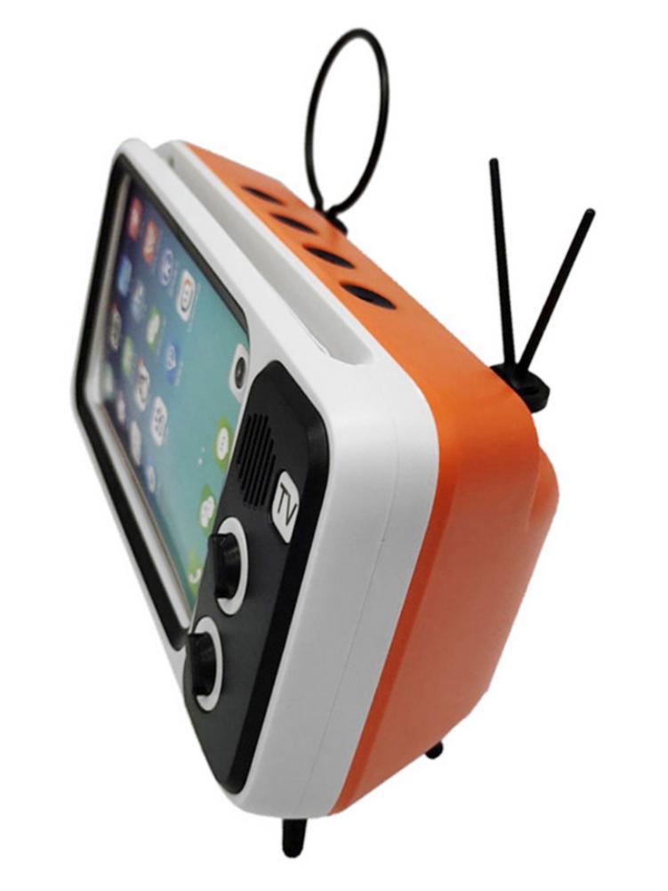 Retro TV Mobile Phone Holder  4