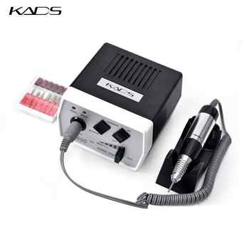 KADS 30000RPM manicure electric pedicure machine 35W Nail Drill Pen Set Black nail drill machine for Manicure Pedicure Tools - DISCOUNT ITEM  30% OFF All Category