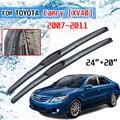 Щетки стеклоочистителя передние для Toyota Camry XV40 40, аксессуары 2007 2008 2009 2010 2011