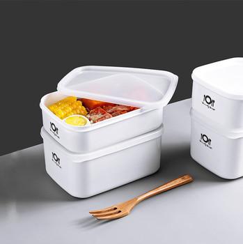 Pojemniki do przechowywania żywności pojemnik Bento pojemniki na Lunch mikrofalówka zamrażarka i zmywarka do naczyń pojemniki na żywność tanie i dobre opinie CN (pochodzenie) Nowoczesne