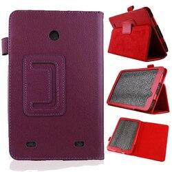 Litchi odwróć pełne PU skórzane etui do LG Gpad 7 V400 7 cal Tablet etui na LG V400 Fundas skrzynki pokrywa dla Lg V400 7.0 cal
