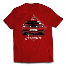 2019 Hot Sale 100% cotton Classic Japanese car fans S14 S CHASSIS 240SX DRIFT DRIFTING CAR GUY Tee SHIRT